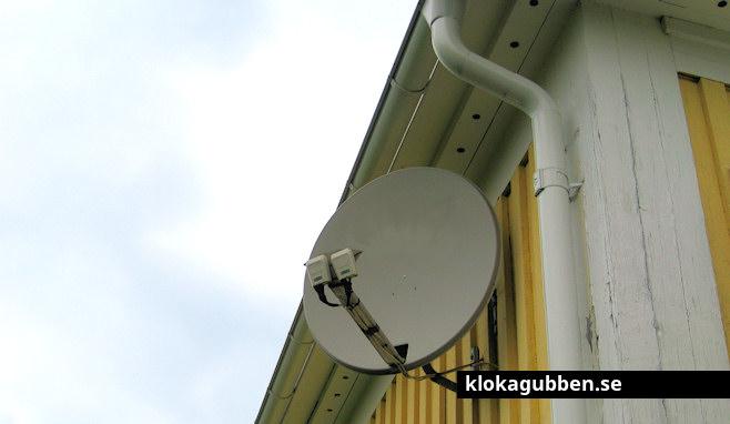 Några tips om satelliter, paraboler, parabolinställning, parabolantenn och digital tv mottagning.