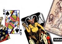 Tarotkortlek är en kortlek som används för att svara på ställda frågor eller för att spå i framtiden. Det finns belägg för dess användning långt tillbaka.